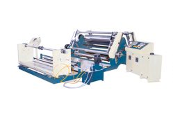 Polyester Film Slitting Machine MAnufacturer in Ahmedabad